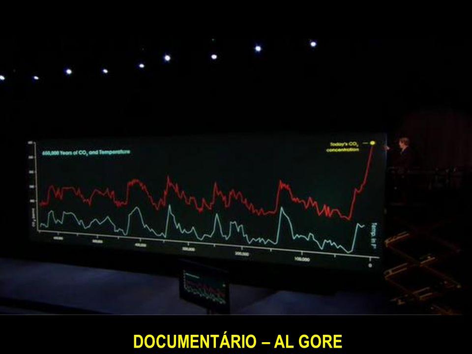 DOCUMENTÁRIO – AL GORE