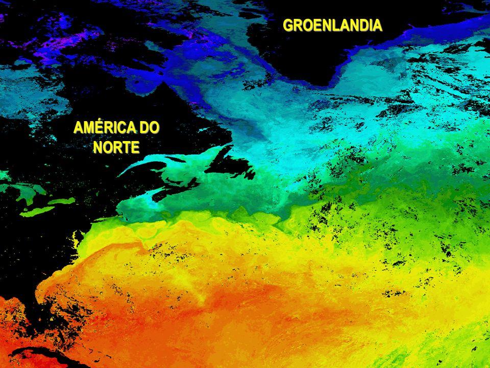 AMÉRICA DO NORTE GROENLANDIA