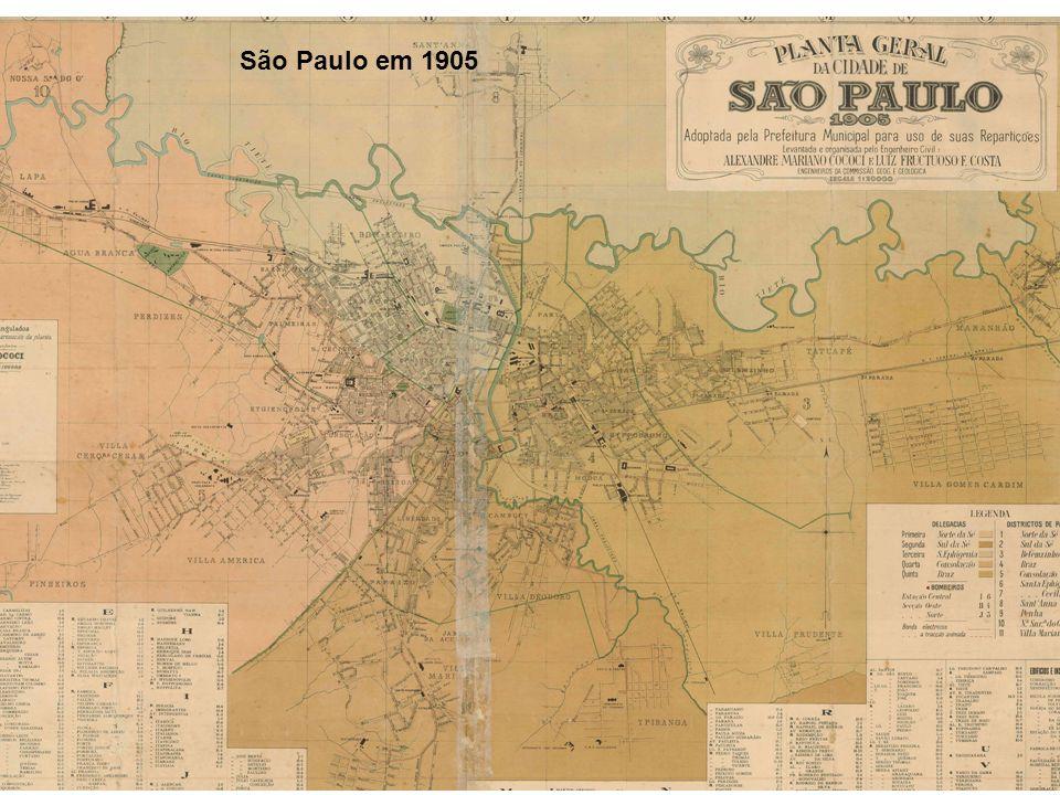 São Paulo em 1905