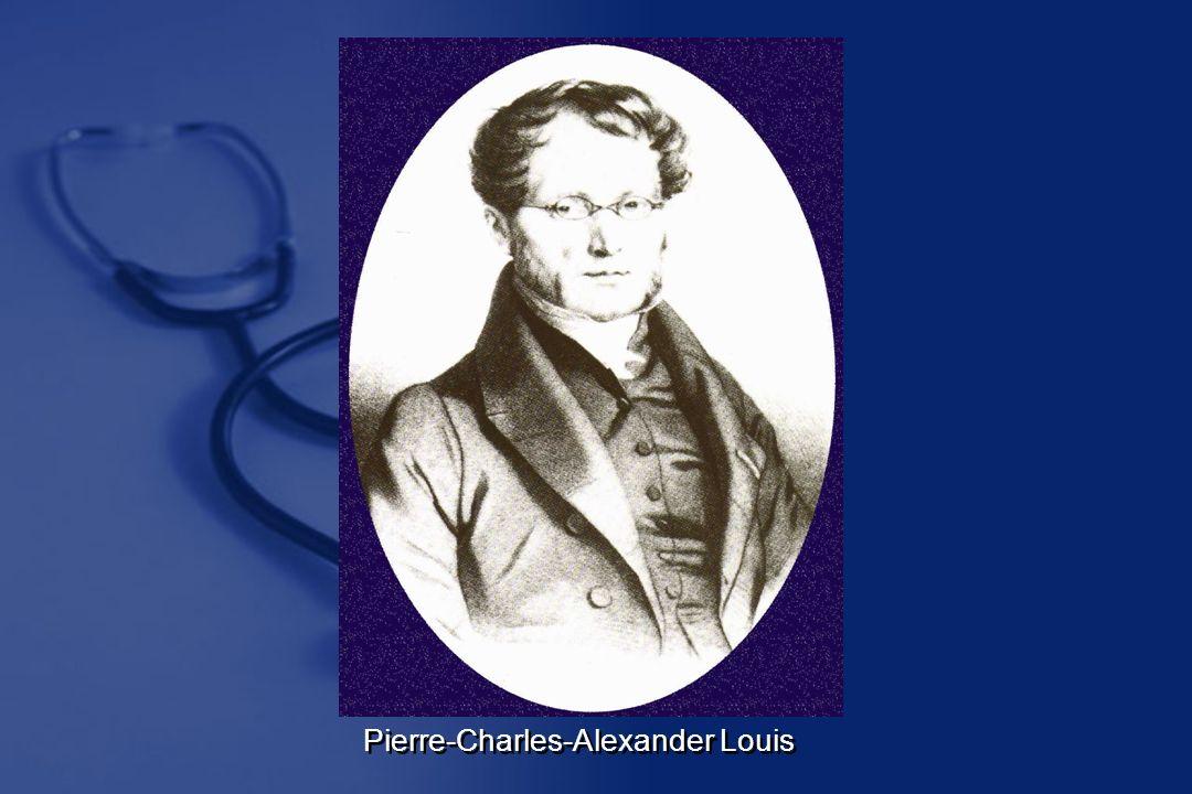 Observação cuidadosa dos desfechos clínicos História natural dos controles não tratados Definição precisa da doença antes do tratamento Observação cuidadosa dos desvios do tratamento proposto Pierre Charles Alexander Louis, 1834.