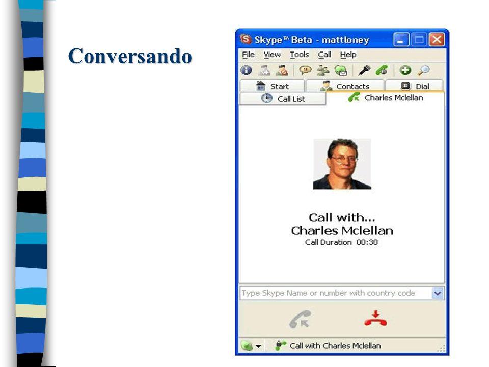Conversando