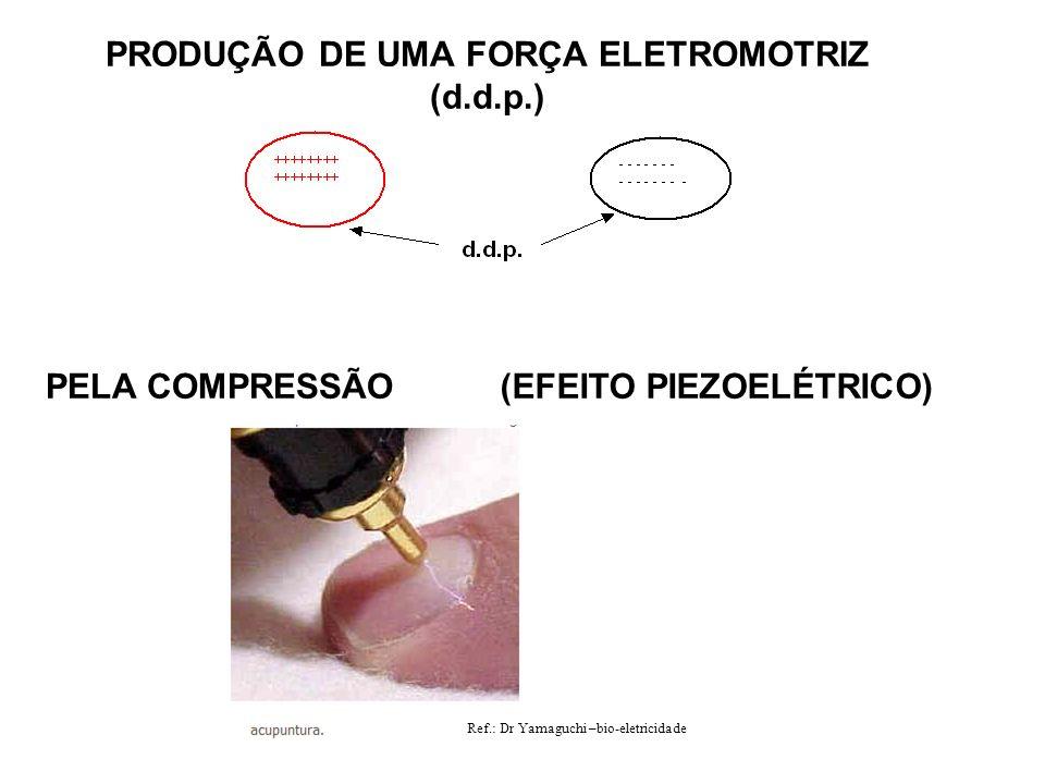 PRODUÇÃO DE UMA FORÇA ELETROMOTRIZ (d.d.p.) PELA AÇÃO DA LUZ(CÉLULAS FOTOVOLTAICAS) POR AÇÃO QUÍMICA (PILHAS e BATERIAS) (CÉLULA de HIDROGÊNIO) Pesqui
