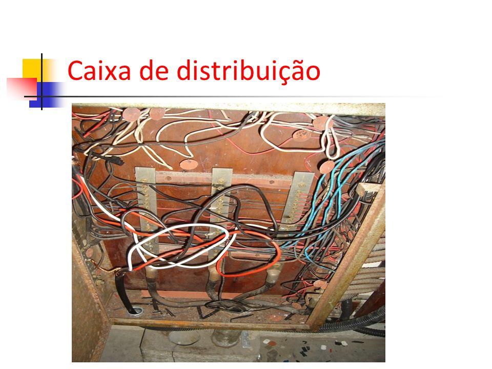 Caixa de distribuição
