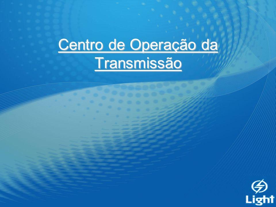 DOR-COT – Diretoria de Operação Centro de Operação da Transmissão