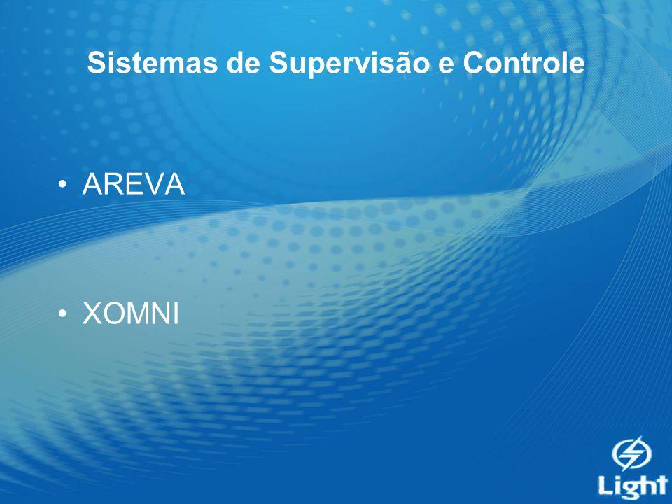 Sistemas de Supervisão e Controle AREVA XOMNI