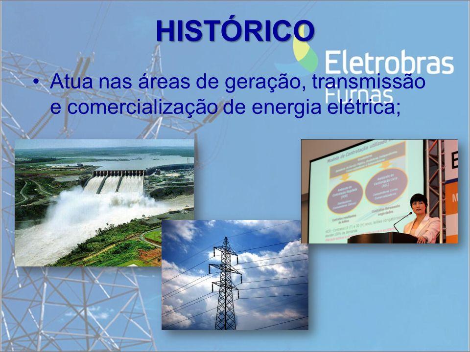 Empresa de administração indireta do Governo Federal, vinculada ao Ministério de Minas e Energia e controlada pela Eletrobrás.