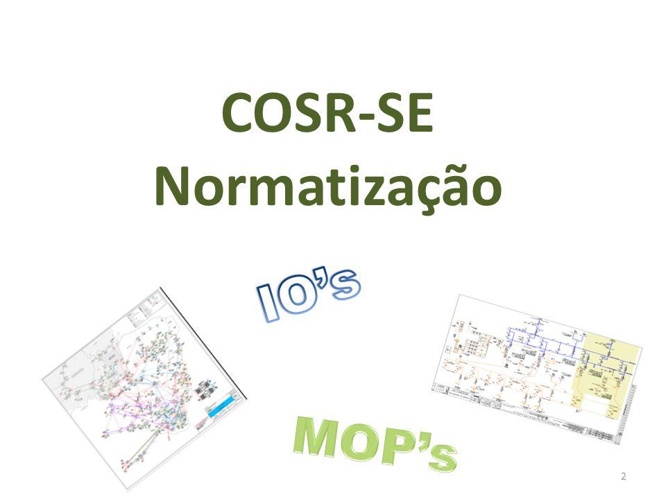 2 COSR-SE Normatização