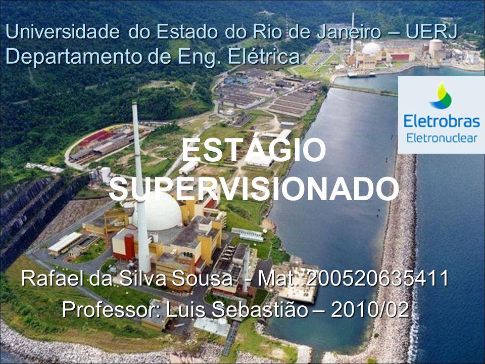 Universidade do Estado do Rio de Janeiro – UERJ Departamento de Eng. Elétrica. Rafael da Silva Sousa - Mat.:200520635411 Professor: Luis Sebastião – 2