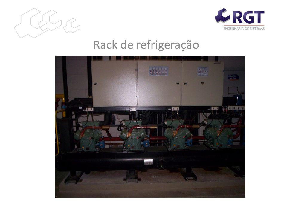 Rack de refrigeração