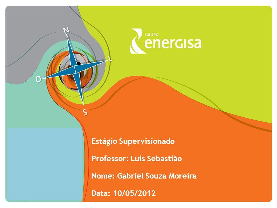 Click to edit Master subtitle style 31/3/2014 Estágio Supervisionado Professor: Luis Sebastião Nome: Gabriel Souza Moreira Data: 10/05/2012