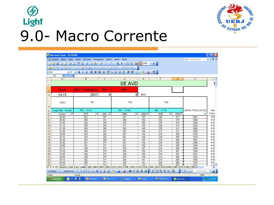 9.0- Macro Corrente