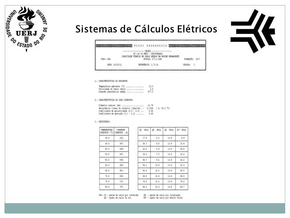Sistemas de Cálculos Elétricos