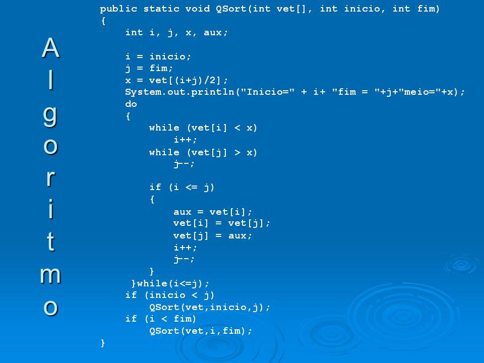 AlgoritmoAlgoritmoAlgoritmoAlgoritmo