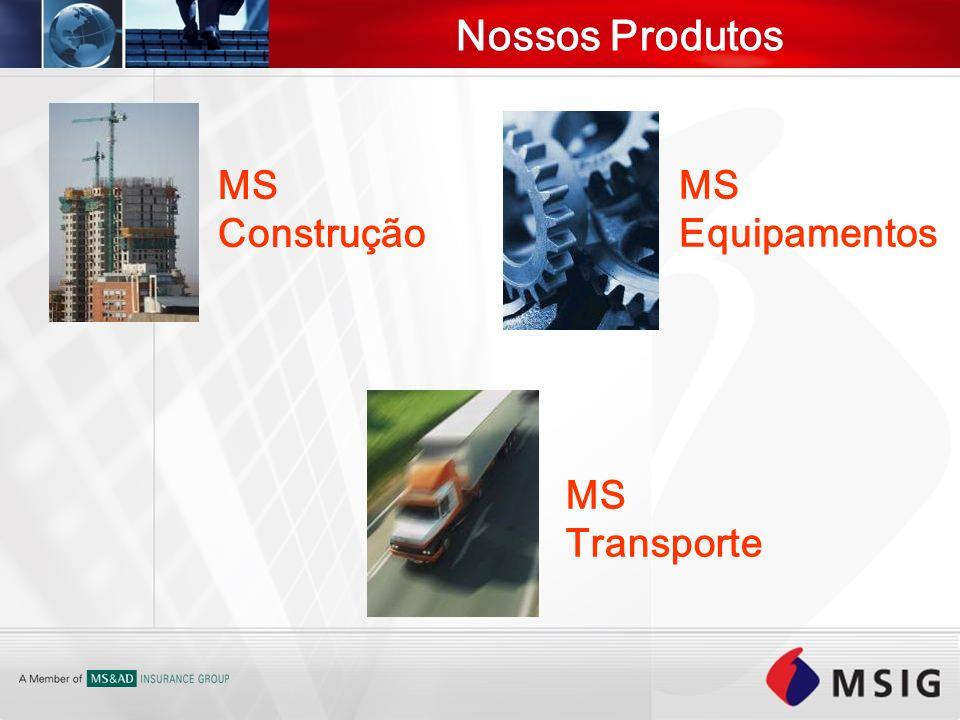 MS Equipamentos MS Construção MS Transporte