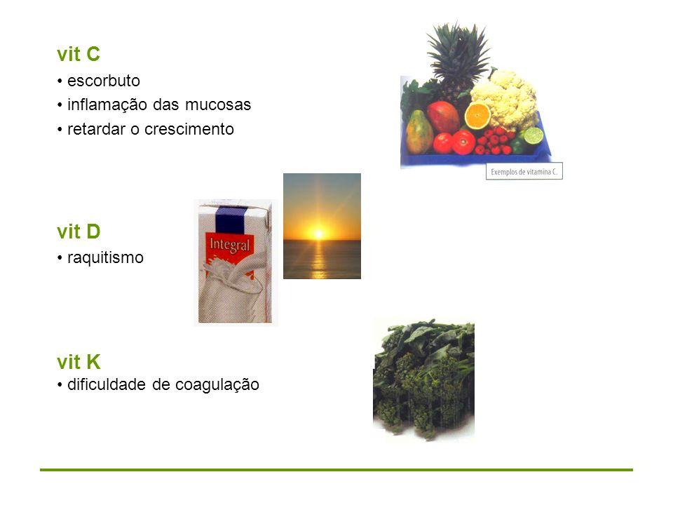 E – Sais Minerais Nutrientes reguladores SÓDIO e POTÁSSIO sal de cozinha (Na) banana laranja verdura feijão regulam a quantidade de água no organismo atuam nas funções do S.N.