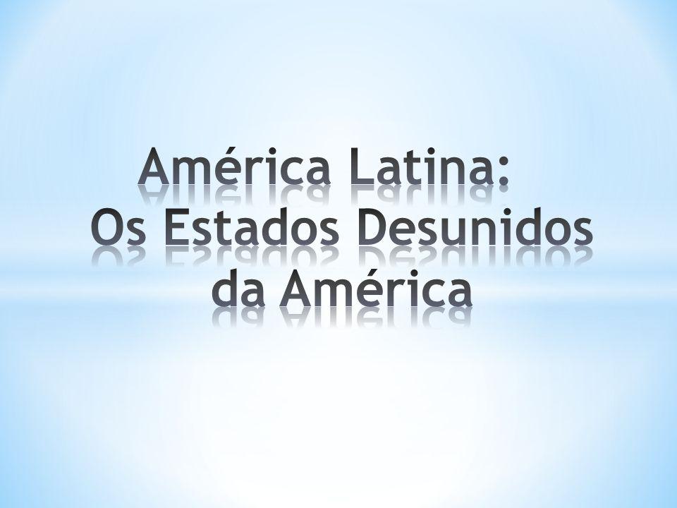 América Latina é uma região de todos contra todos.