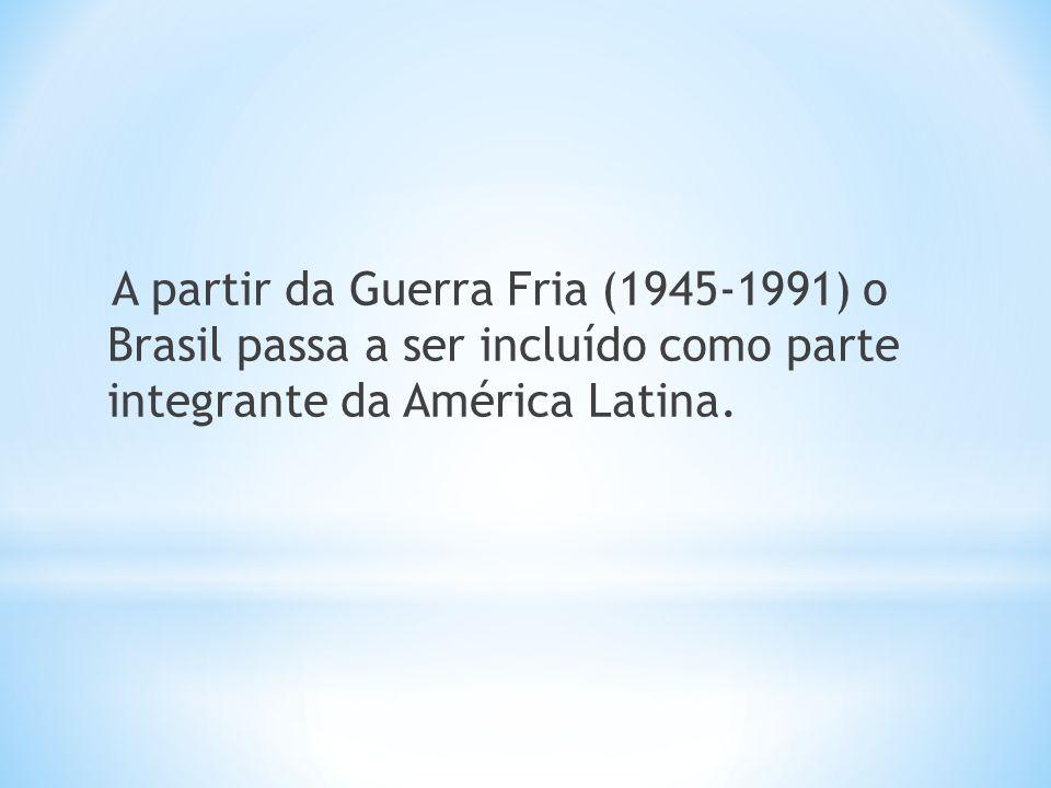 DIAGNÓSTICO BRASIL * O Brasil perdeu o bonde do futuro a partir das últimas décadas do século passado.