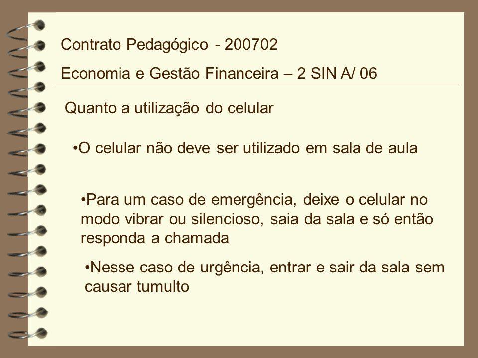 GITMAN, L.Princípios da Administração Financeira.
