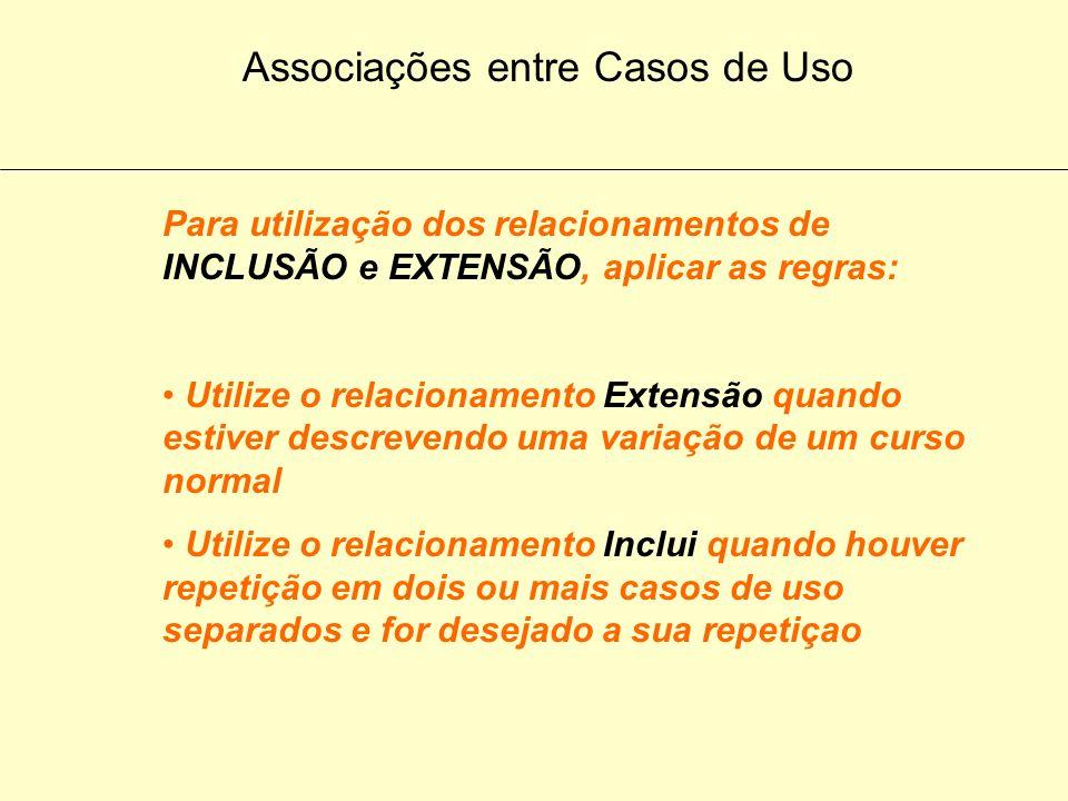 Associações entre Casos de Uso EXTENSÃO > Efetuar Saque > Coletar Informações Estatísticas