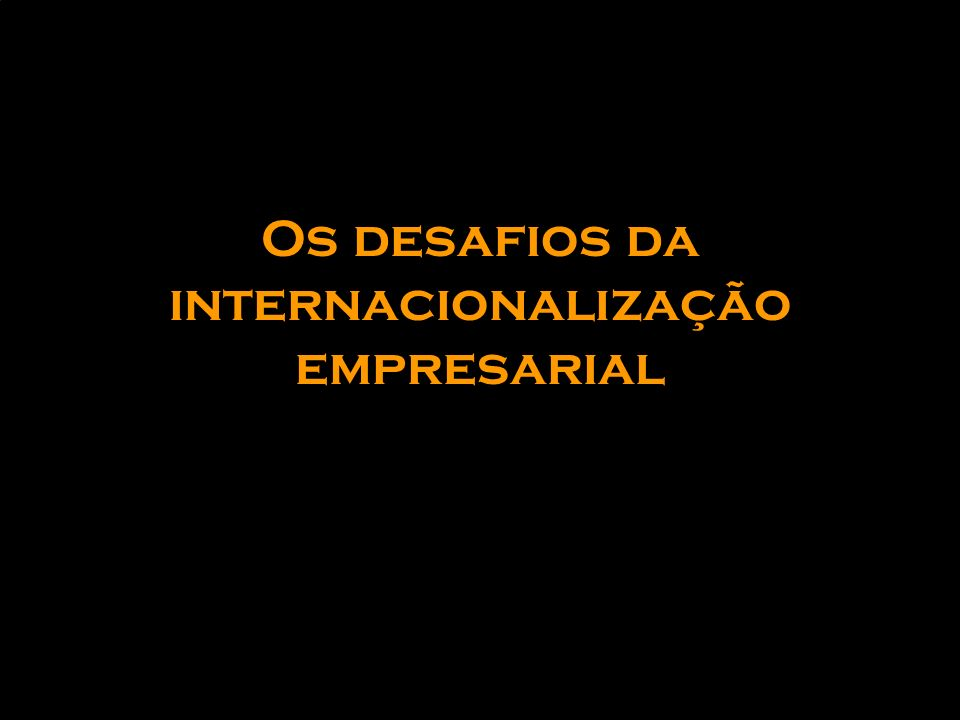 Canais em marketing Internacional para produtos de Industriais FABRICANTES E INDÚSTRIAS DE TRANSFORMAÇÃO (E) CLIENTES F.