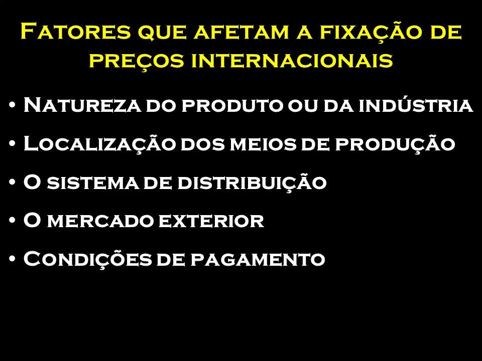 VENDEDOR ALFÂNDEGA TERMINAL DE CARGA COMPRADOR AMURADA DO NAVIO ALFÂNDEGA TERMINAL DE DESCARGA DES DDU DDP DDQ