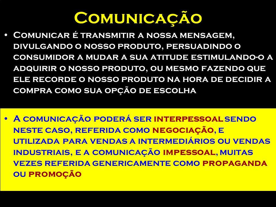 Comunicação O responsável pela comunicação internacional de uma empresa exportadora, deverá se confrontar com o seguinte desafio: como os consumidores
