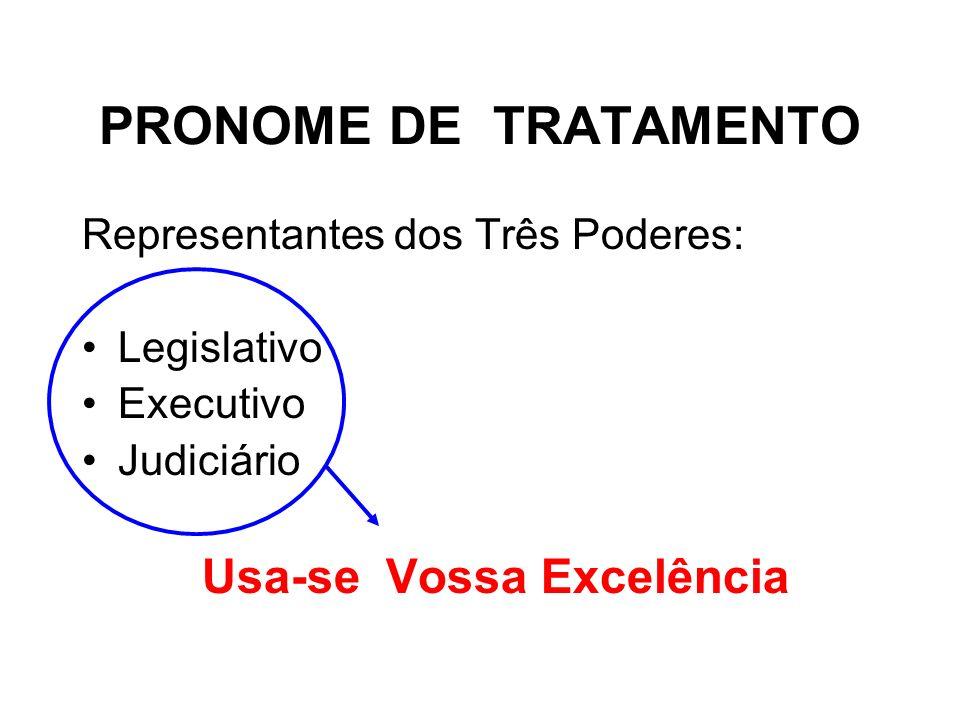 d) destinatário: o nome e o cargo da pessoa a quem é dirigida a comunicação.