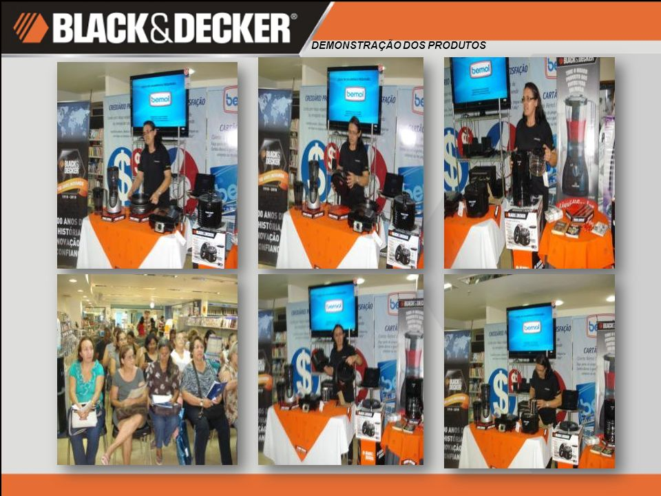 NO FINAL DO CURSO SORTEAMOS ALGUNS BRINDES BLACK & DECKER CUCA DE CALABRESA E REQUEIJÃO