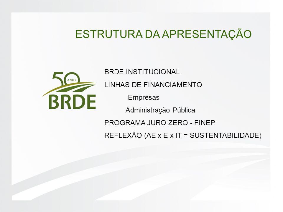 Caminho da Escola - Condições TAXA DE JUROS PRAZO GARANTIAS TJLP + 4% a.a.