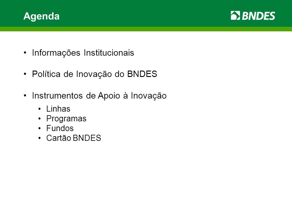 BNDES Automático Objetivo: Objetivo: financiamento, através de Instituições Financeiras Credenciadas, para implantação, ampliação, recuperação e modernização de ativos fixos, bem como projetos de Pesquisa, Desenvolvimento e Inovação, nos setores de indústria, comércio, prestação de serviços e agropecuária.