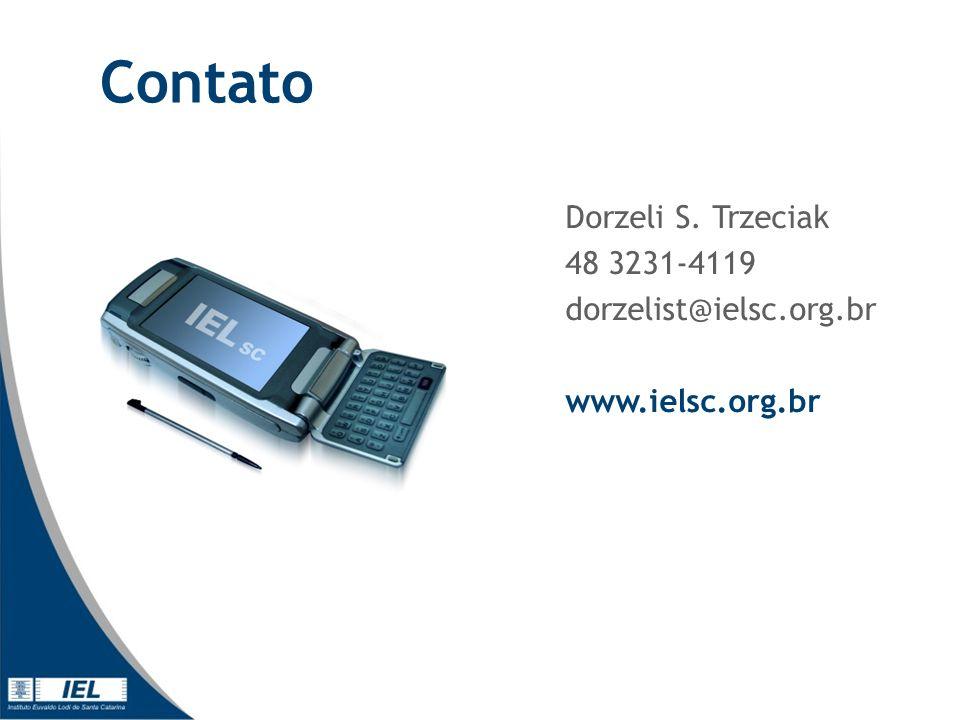 Dorzeli S. Trzeciak 48 3231-4119 dorzelist@ielsc.org.br www.ielsc.org.br Contato