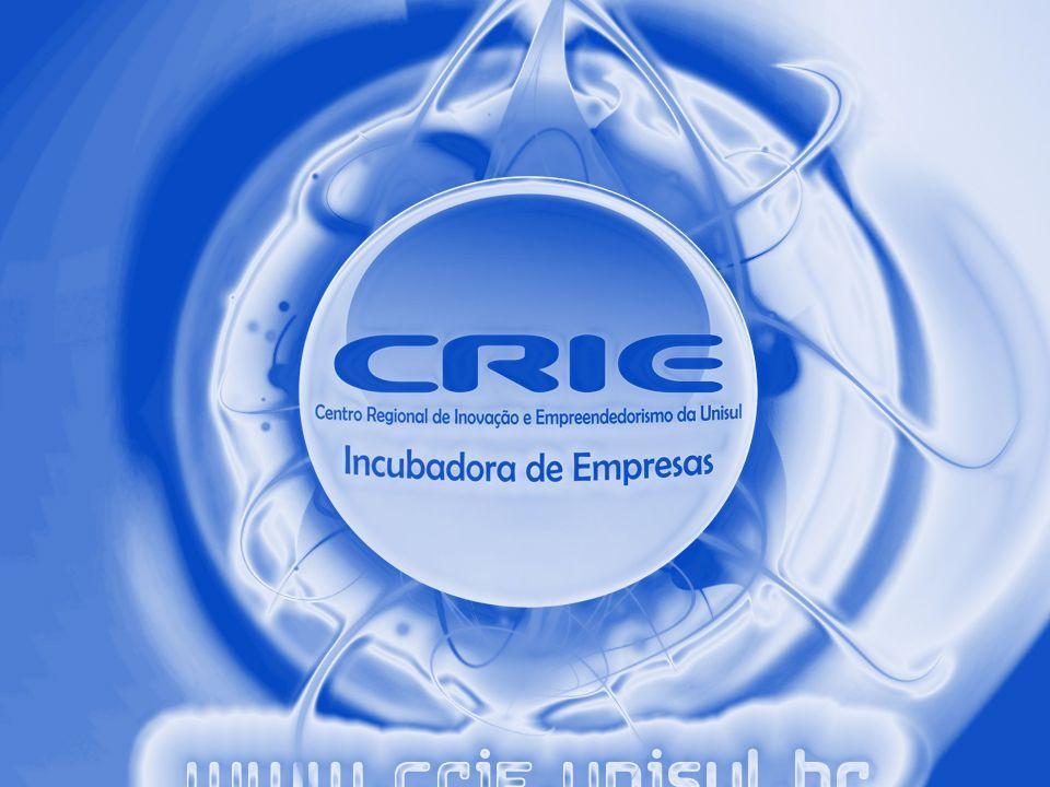 Infraestrutura O CRIE possui uma infraestrutura disponível para 06 empresas residentes.