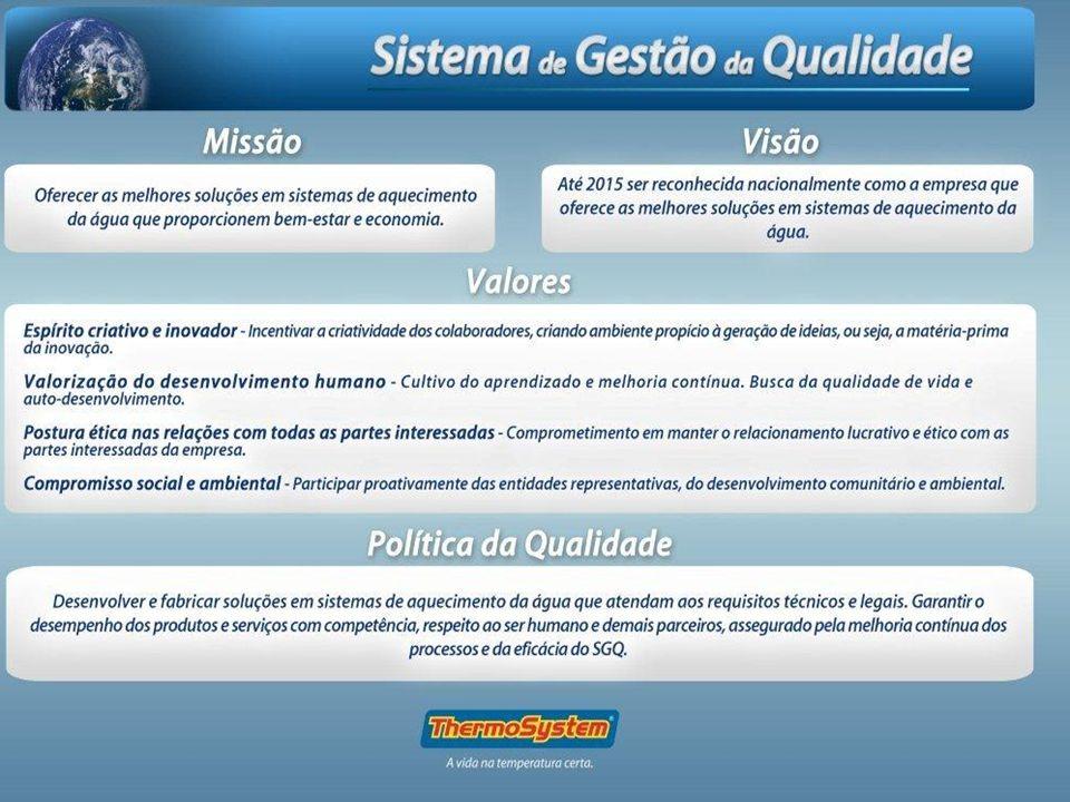 HISTÓRIA DE INOVAÇÃO DOS PRODUTOS THERMOSYSTEM - PRIMEIRO REGULADOR DE TEMPERATURA ELETRÔNICO; - PRIMEIRO COM REGULAGEM AO ALCANCE DAS MÃOS (VARETA); - PRIMEIRA A CRIAR O ENGATE FÁCIL PARA DUCHAS