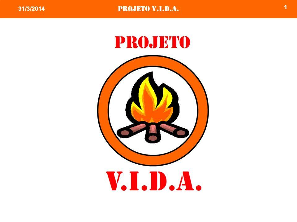 Projeto v.i.d.a. 1 31/3/2014