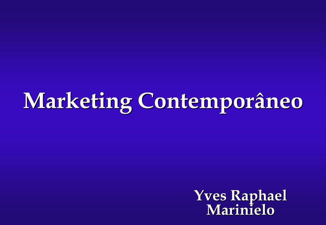 Marketing Contemporâneo Yves Raphael Marinielo
