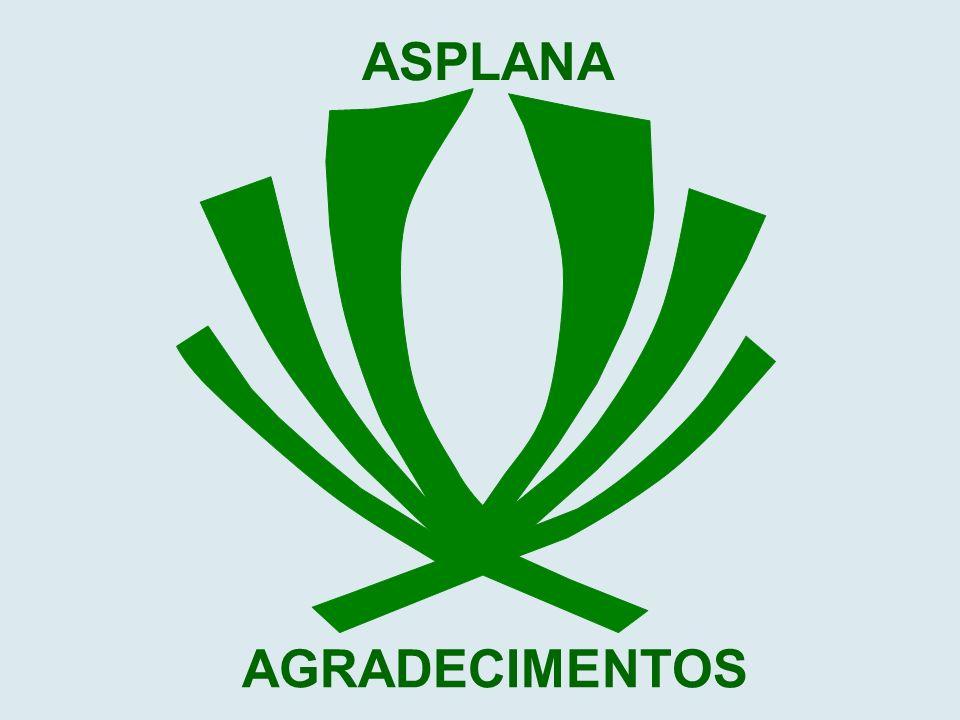 ASPLANA AGRADECIMENTOS