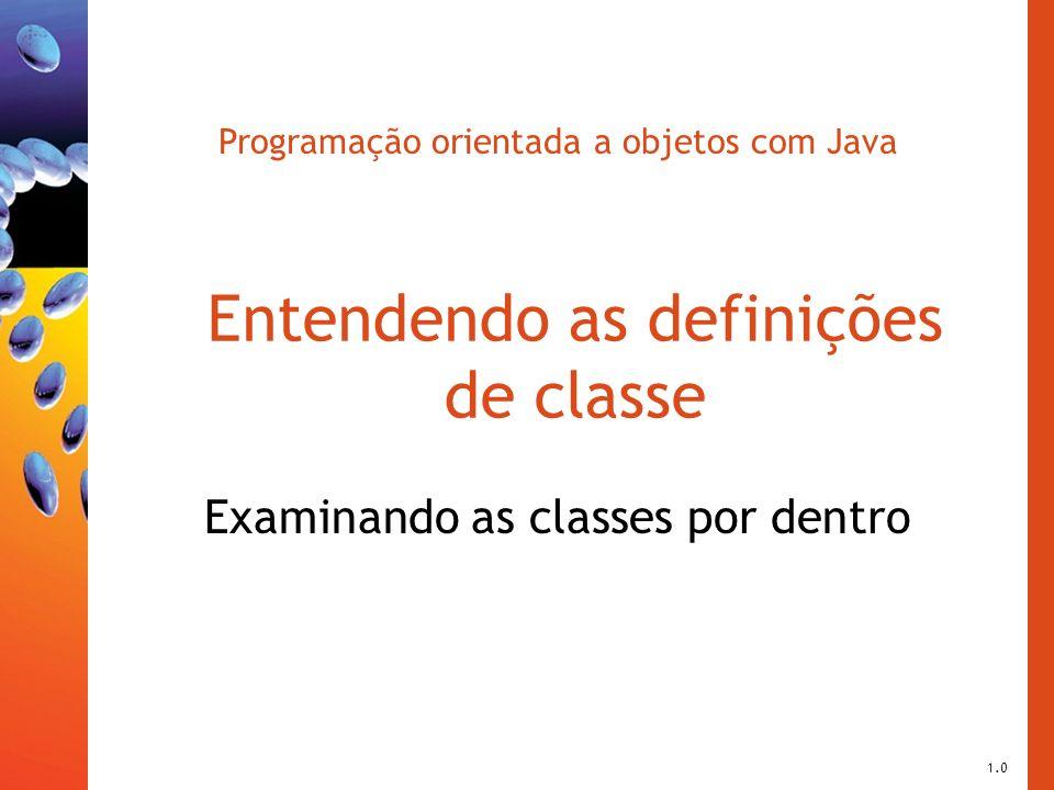 22 © 2004 by Pearson Education Revisão (3) Objetos podem tomar decisões via atribuições condicionais (if).
