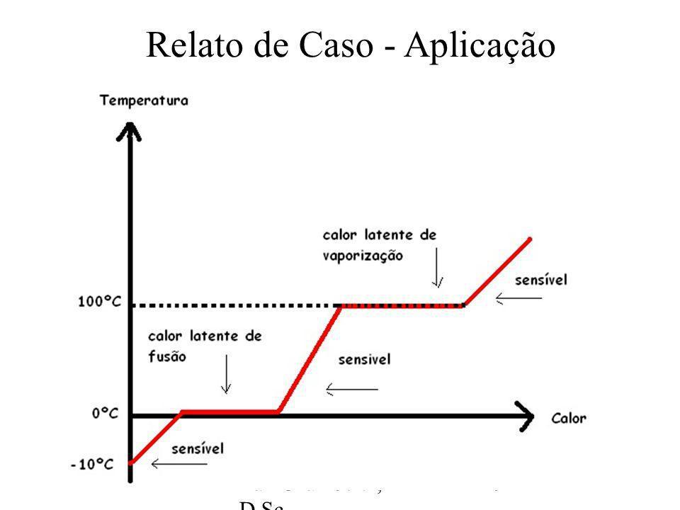 Ilan Chamovitz, D.Sc. - ilan@api.adm.br 9 Relato de Caso - Aplicação