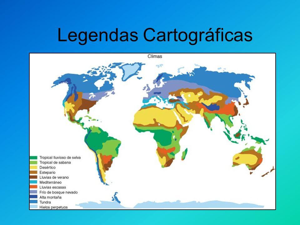 Legendas Cartográficas