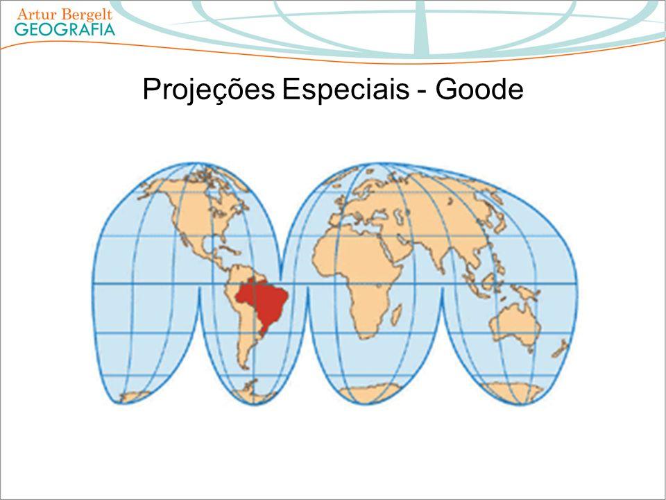 Projeções Especiais - Goode