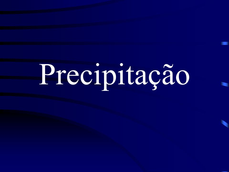 Definições: P: chuva total Pe: chuva excedente Ia: infiltração inicial Fa: infiltração após início do escoamento superficial direto S: infiltração potencial máxima