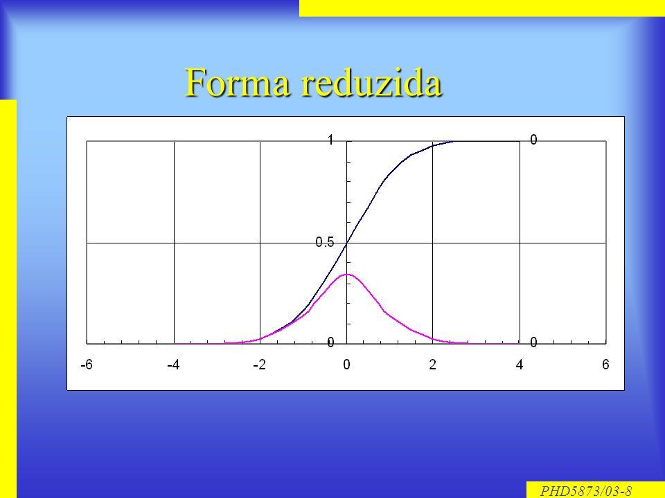 PHD5873/03-8 Forma reduzida