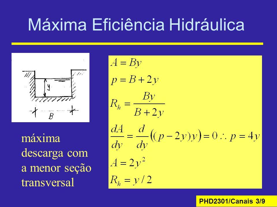 PHD2301/Canais 3/10 Máxima Eficiência Hidráulica (2)