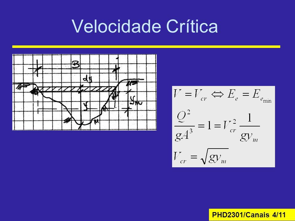 PHD2301/Canais 4/11 Velocidade Crítica