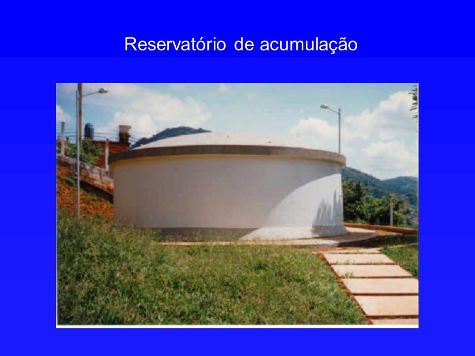 Reservatório de acumulação
