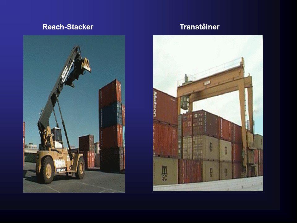 Spreader Container Tractor