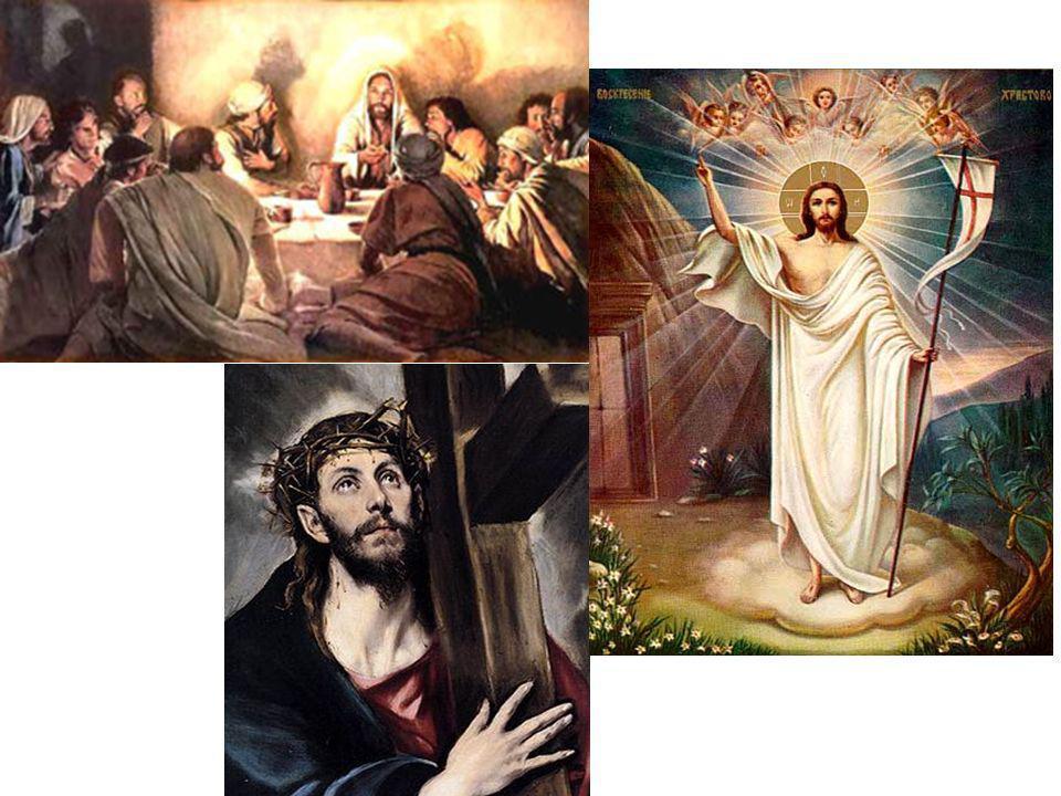 Tríduo: CEIA, PAIXÃO e MORTE e RESSURREIÇÃO de JESUS CRISTO É uma única celebração em três momentos distintos, o que ainda não é devidamente compreendido por muitos.