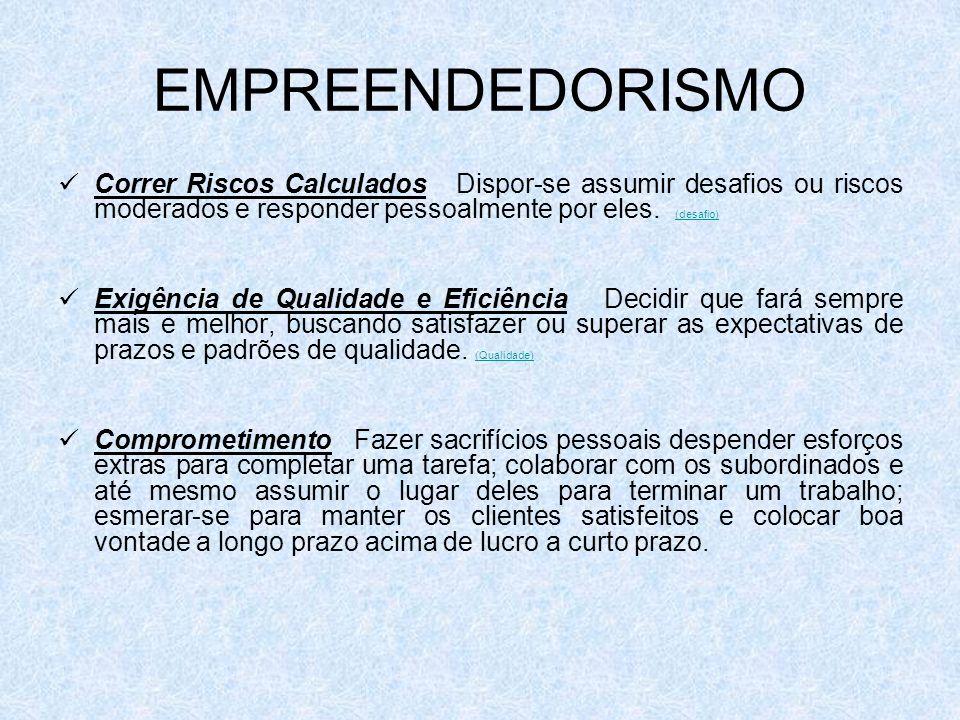 EMPREENDEDORISMO 3.Mercado Fornecedor O Mercado Fornecedor consiste no conjunto de pessoas ou organizações que abastece a empresa de matéria-prima, equipamentos, mercadorias e outros materiais necessários ao seu funcionamento.