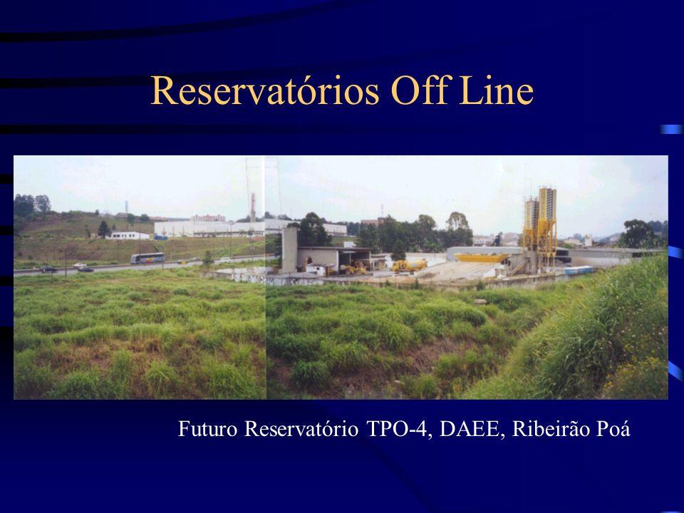 Futuro Reservatório TPO-4, DAEE, Ribeirão Poá