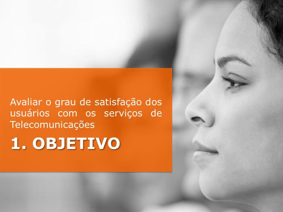 NÍVEIS DE SATISFAÇÃO: TARIFAS E PREÇOS STFC - RESIDENCIAL
